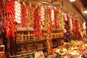 Barcelone : Mercado Boqueira