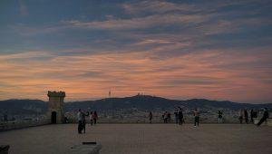 Barcelone : le château de Montjuic