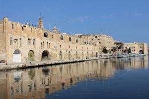 Cospicua : la plus petite des villes de 3 Cités (avec Vittoriosa et Senglea)
