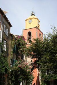 Saint-Tropez : le clocher